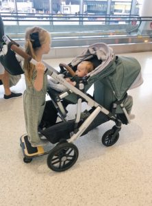 Baby travel sleep tips